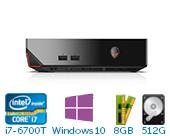 外星人(Alienware)ALWAR-4728 游戏台式机电脑( i7-6700T 8GB内存 512G SSD GTX 960 GPU 4GB独显 Win10)