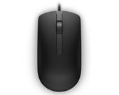 戴尔光电鼠标 - MS116(黑色)