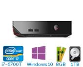 外星人(Alienware)ALWAR-4718 游戏台式机电脑( i7-6700T 8GB内存 1TB GTX 960 GPU 4GB独显 Win10)
