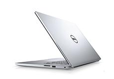 戴尔 DELL燃Ins14-7460-R1525S 14.0英寸微边框非触控笔记本电脑(第7代 i5-7200U 4GB 500G+128GB SSD 940MX 2G独显 FHD Win10)流光银