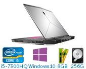 外星人(Alienware 13) ALW13C-R2508 13.3英寸游戏笔记本电脑(i5-7300HQ 8G 256G SSD GTX 1050Ti  2G独显 Win10)