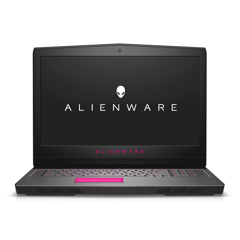 Alienware 外星人17.3英寸游戏本 ALW17C-R2859 游戏笔记本电脑非触控( i7-7820HK Windows 10 家庭版 32GB 1T+1T SSD 8GB独显)