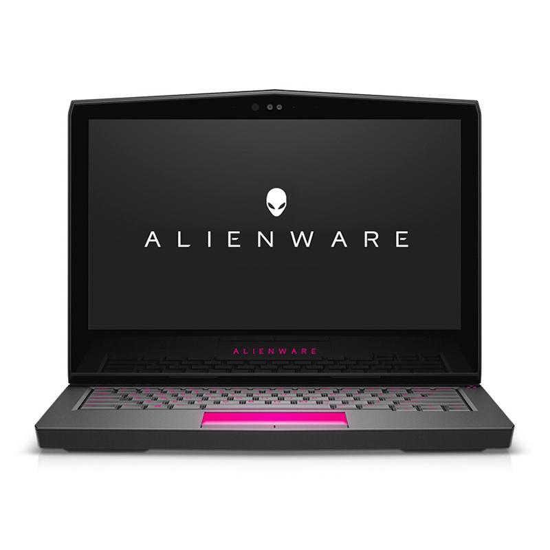 Alienware 外星人13.3英寸游戏本 ALW13C-R2838 触控游戏笔记本电脑(i7-7700HQ Windows 10 家庭版 8G 512G SSD GTX 1060 6G独显)