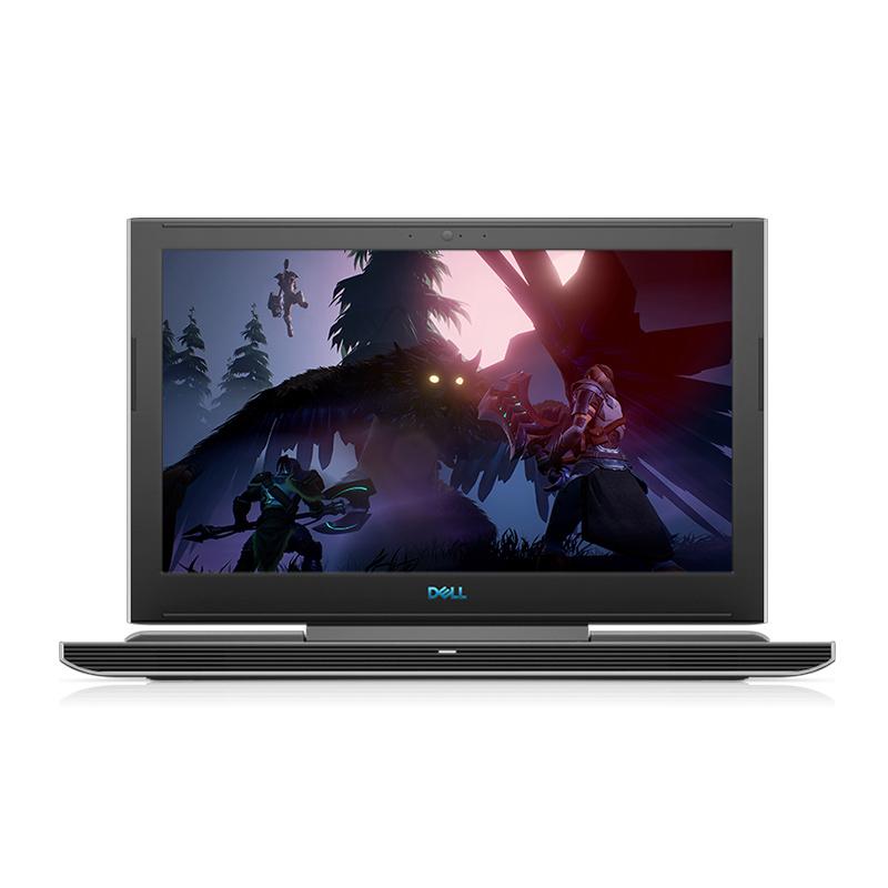 G系列 全新G7高端游戏本 G7 7588-R1865W 15.6英寸非触控屏笔记本电脑(i7-8750H Windows 10 家庭版 16G 256G SSD+1TB 6G独显 FHD)白色