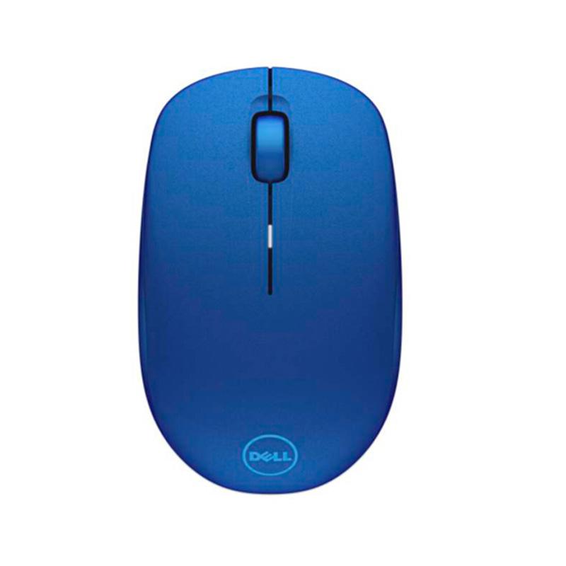 戴尔无线鼠标 - WM126 - 蓝色