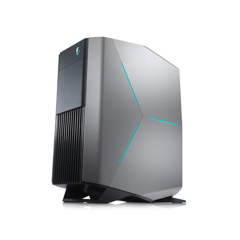 Alienware Aurora R7游戏台式机(外星人) ALWS-R3749S 游戏台式机电脑( i7-8700 Windows 10 家庭版 16GB 1T+256G SSD AMD RX 580X 8GB独显)