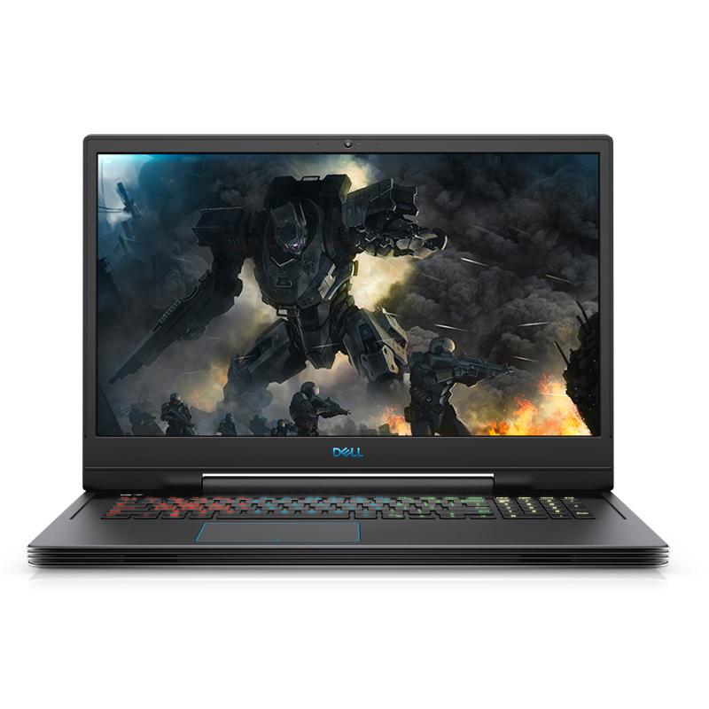 G系列G7(7790) 17.3英寸高端游戏本 G7 7790-R2763B 笔记本电脑(i7-9750H Windows 10 家庭版 8G 1TB SSD GTX 1660Ti 6G独显 FHD)黑色