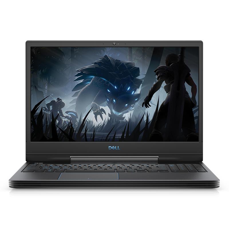 全新G系列G5 15.6英寸高端游戏本 G5 5590-R1745B 非触控屏笔记本电脑(i7-8750H Windows 10 家庭版 8G 256G SSD+1TB GTX 1050Ti 4G独显 FHD)黑色