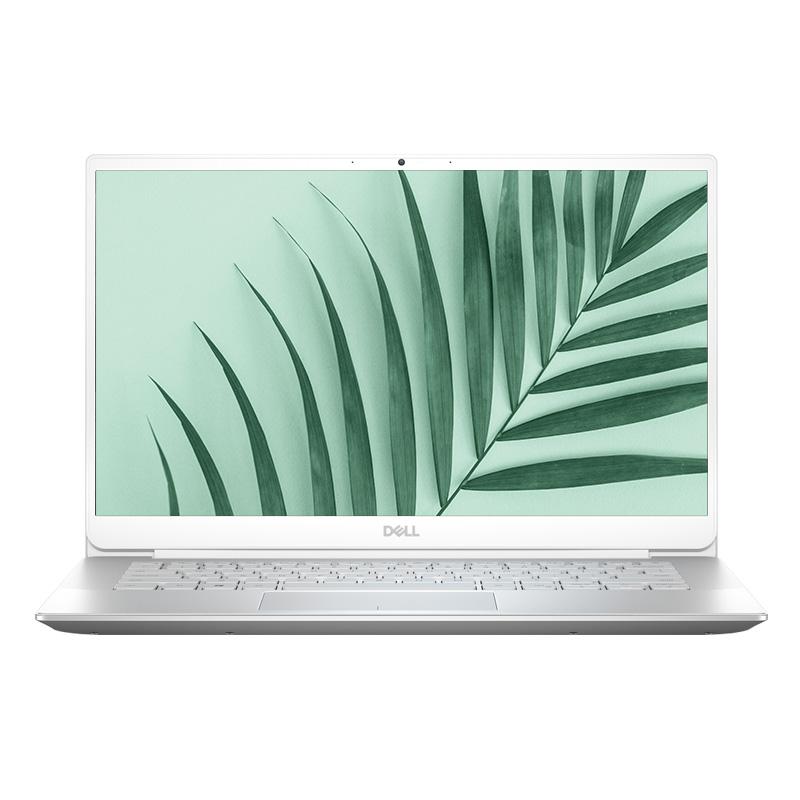 新灵越5000系列 14英寸轻薄本 Ins 14-5498-R1605S 非触控笔记本电脑(第10代 i5-10210U Windows 10 家庭版 8GB 512GB SSD FHD )白金银