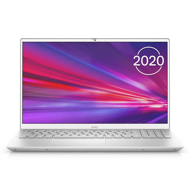灵越7000 15.6英寸2020版 高能合金本 Ins 15-7501-R1745S 笔记本电脑(第10代 i7-10750H Windows 10 家庭版 16GB 512GB SSD GTX1650 4G显卡 FHD )白金银