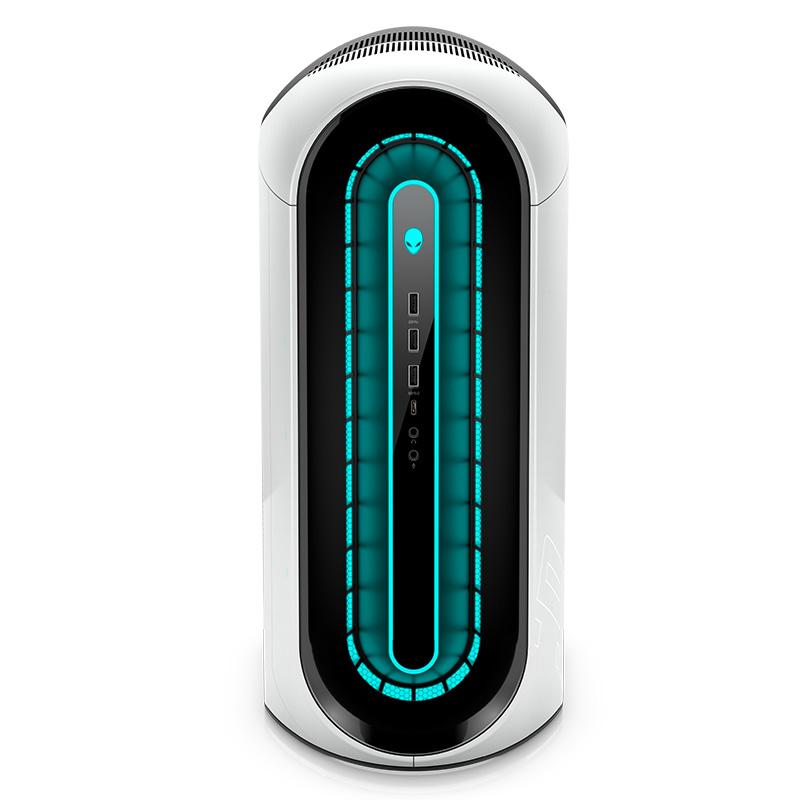 ALIENWARE Aurora R11游戏台式机(外星人)  旗舰双卡版十代i9K水冷CPU+双RTX2080Ti显卡