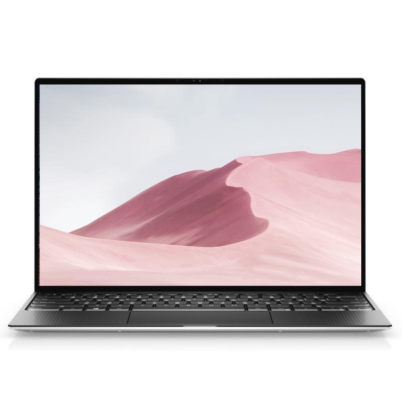 XPS 13(9300) 全面屏商务轻薄本 XPS 13-9300-R1802TS 触控屏笔记本电脑(第10代 i7-1065G7 32G 2TB SSD Iris Plus显卡 4K物理防蓝光全面屏)冰河银