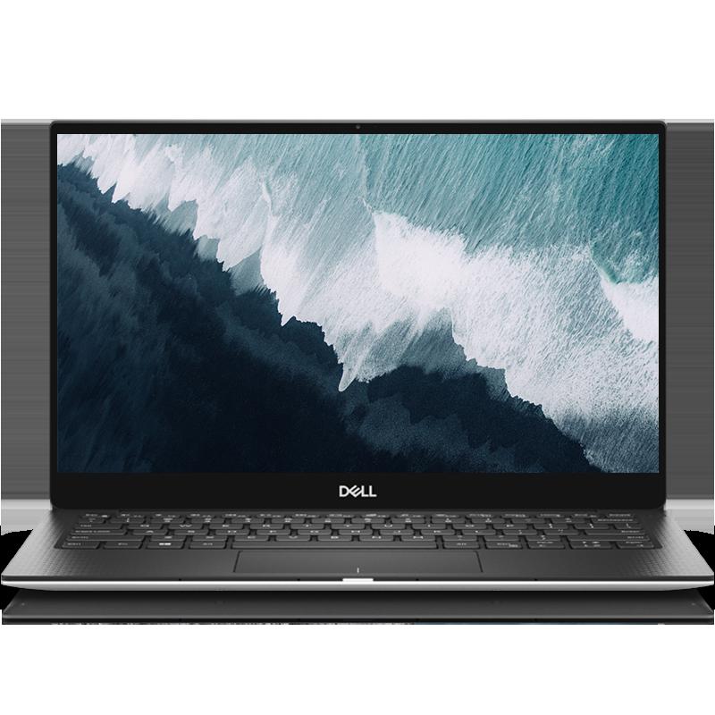 XPS 13(7390)商务轻薄本 XPS 13-7390-R2805S 笔记本电脑(第10代 i7-10710U Windows 10 家庭版 16GB 512GB SSD UHD显卡)冰河银