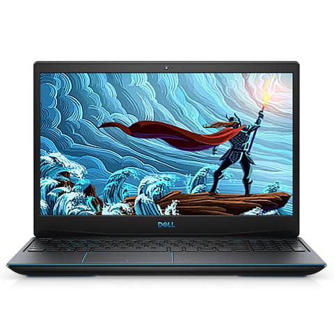 G3(3500) 15.6英寸 超感玩专业电竞本 G3 3500-R1545BL笔记本电脑(i5-10300H Windows 10 家庭版 8GB 256GB SSD+1TB GTX 1650 4GB独显 FHD)黑色