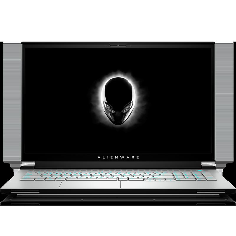 Alienware m17 2020版16.9mm超轻悍游戏本 高刷大屏版 144Hz高刷大屏,2070发烧光追显卡
