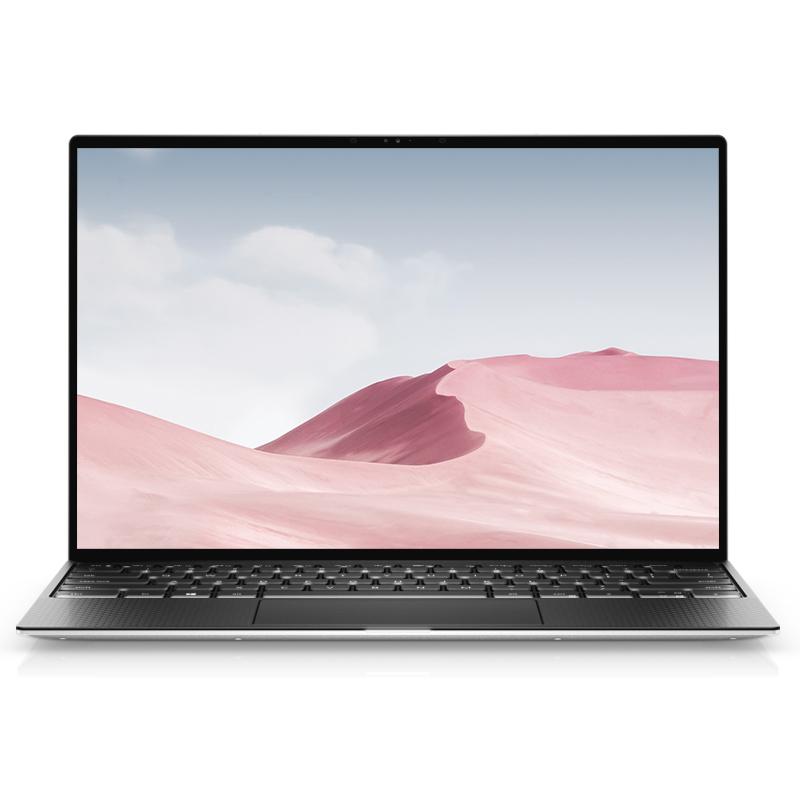 【2020新款】XPS 13 13.4英寸全面屏旗舰轻薄本(冰河银) 标配版 十一代i5处理器